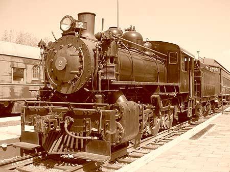 La Red De Ferrocarriles Del Estado De Puebla
